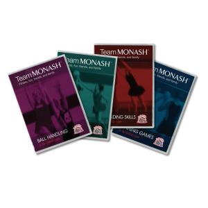 Netskills DVD Series